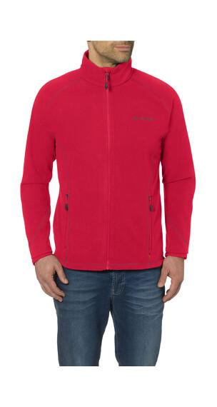 VAUDE Smaland jakke Herrer rød